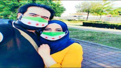 "Photo of في ألمانيا.. شابة سورية تطلب ""العلم السوري"" مهراً لها.. تفاعل وردود (شاهد)"