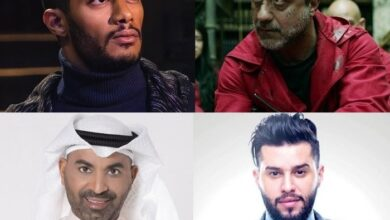 Photo of التهنئة المدفوعة: النجوم العرب على خطى نجم La case de papel، وهذه أسعار تهنئاتهم
