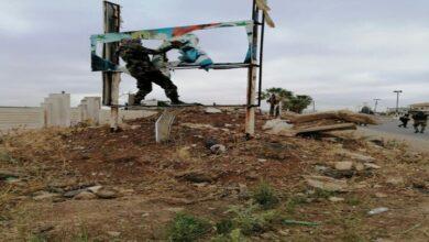 "Photo of الحراك السلمي مستمر .. بشار الأسد تحت الأقدام في درعا والمطالب الرئيسية: لا بديل عن رحيل النظام ""شاهد"""