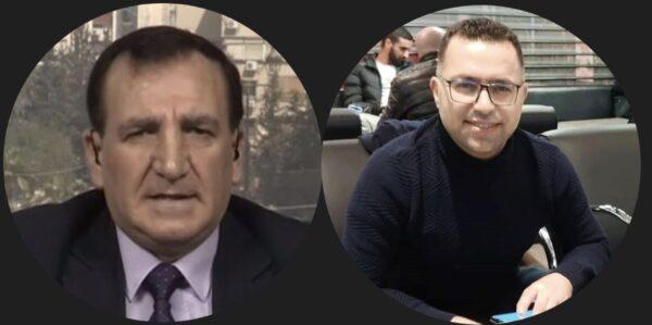 ضيوف حلقة الاتجاه المعاكس - وائل الخالد وغسان يوسف