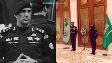 Photo of فتاة الحرس الملكي.. سعودية ضمن قوات حماية الملك تثير جدلاً واسعاً والبعض يستذكرون عبد العزيز الفغم (فيديو – صور)
