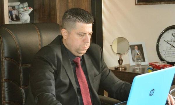 عبد الله الحمصي مرشح رئاسة سوريا