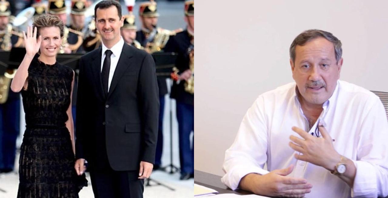 فراس طلاس بشار الأسد