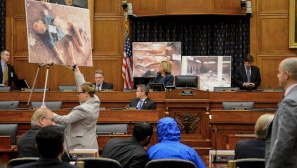 قانون قيصر في الكونغرس الأمريكي - أرشيف