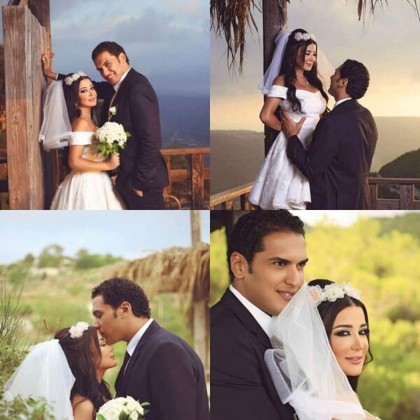 زواج جيهان عبد العظيم