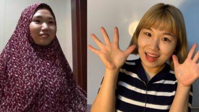 "Photo of جنة كوريا: يوتيوبر كورية شهيرة تشهر إسلامها بعد سنين من الإلحاد، نطقت الشهادتين وقالت: ""أنا صرت مسلمة"" (فيديو)"