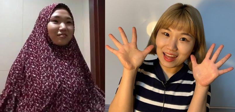 قصة إسلام جنة كوريا