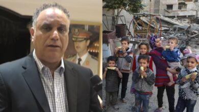Photo of الوزير السوري طلال البرازي يحذر الأغنياء: أمنكم مقابل رغيف الخبز للمواطن السوري!
