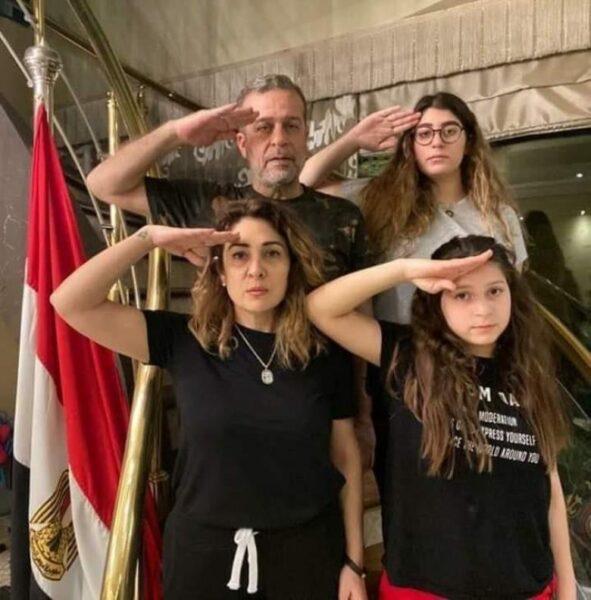 عائلة شريف منير
