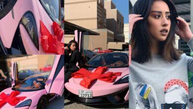 Photo of الكويتية فرح الهادي تشتري سيارة الأحلام، وهذا هو سعرها (فيديو)