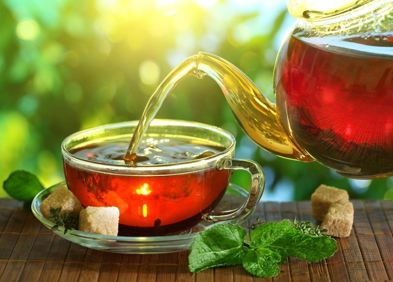 منكهات الشاي