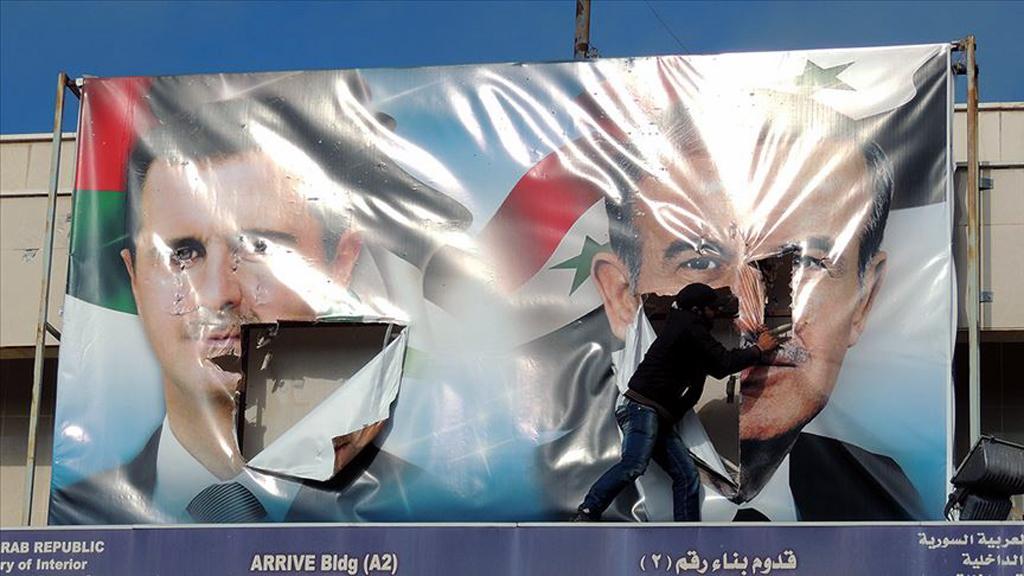 أبرز منعطف في تاريخ سوريا - تعبيرية