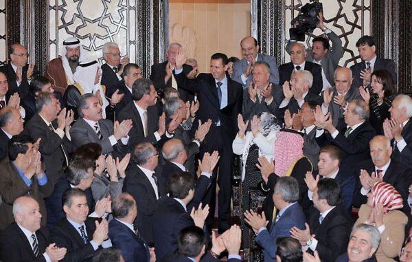 أرشيفية -مجلس الشعب لدى الأسد