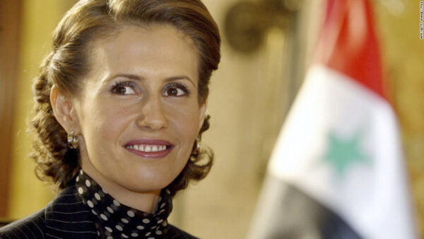 أسماء الأسد وصعودها إلى السلطة - وكالات