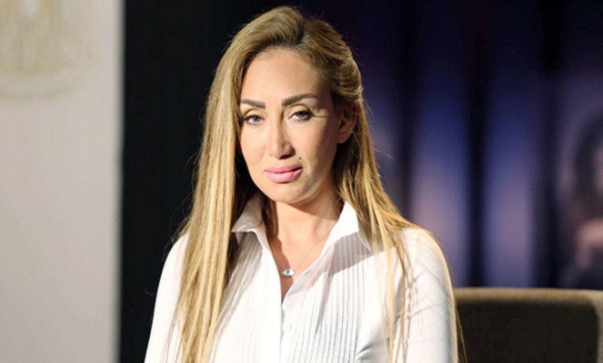الإعلامية ريهام سعيد - يوتيوب