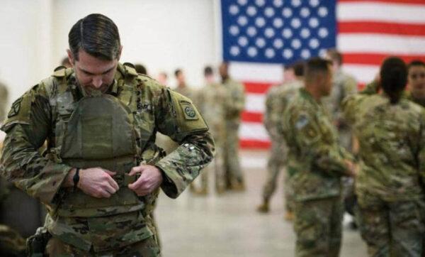 الجيش الأمريكي - ألمانيا