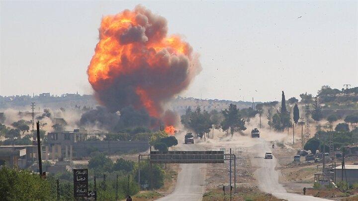 الحدود السورية التركية - أرشيف