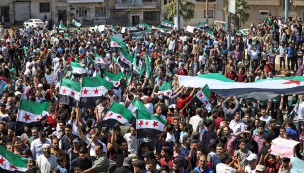 الحراك الشعبي في سوريا- أرشيف