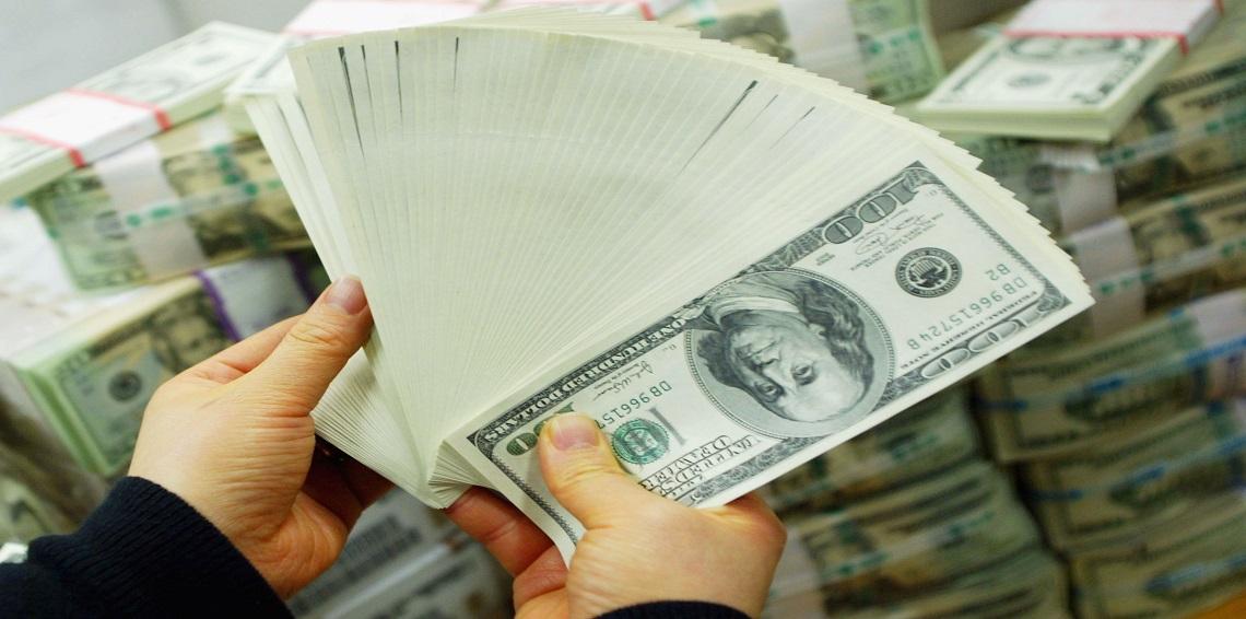 الدولار الأمريكي - جيتي