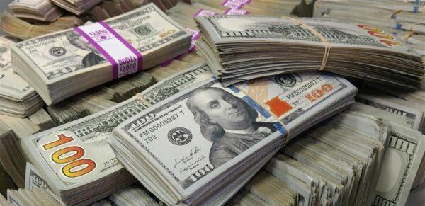 الدولار الأمريكي -- تعبيرية