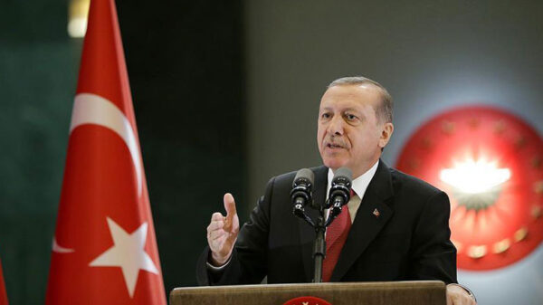 الرئيس التركي رجب طيب أردوغان- أرشيف