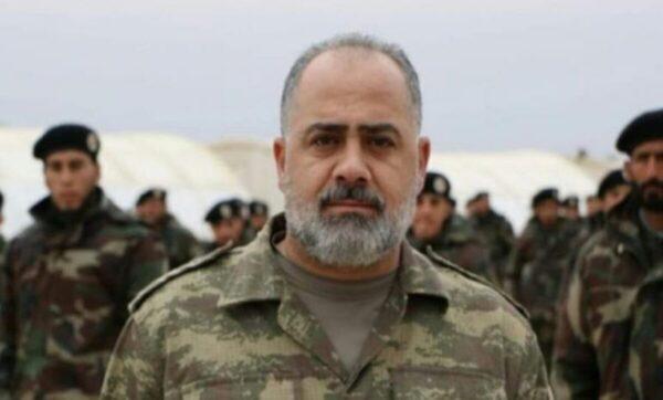 الرائد يوسف حمود - الشمال السوري