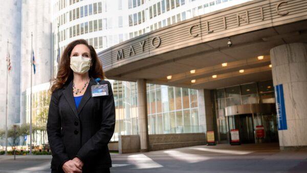 العميدة التنفيذية للممارسة الطبية في Mayo Clinic