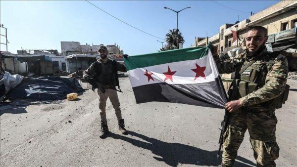 المعارضة السورية - أرشيف