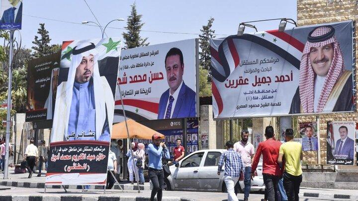 انتخابات برلمان الأسد1- أرشيف