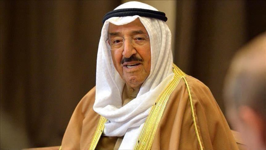 صباح الأحمد الصباح أمير دولة الكويت