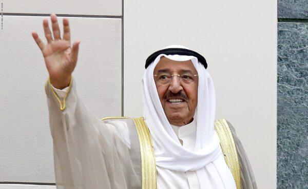 أمير الكويت الشيخ صباح