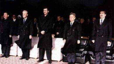 "Photo of ميشيل كيلو: بشار الأسد عين رئيساً بأوامر مباشرة من والده للحرس الجمهوري وبالنسبة للسوريين لم يكن خياراً ""فيديو"""