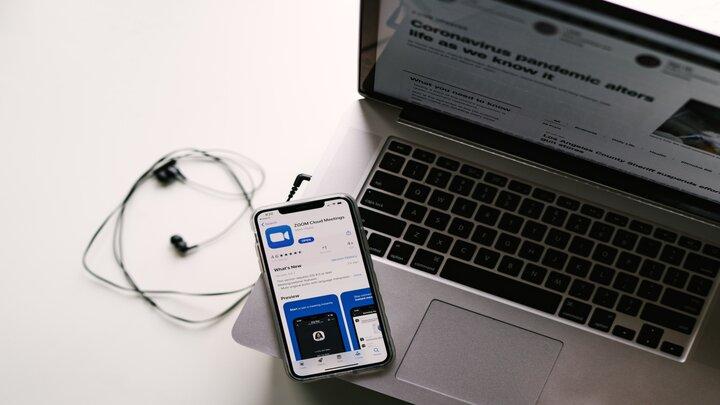 تطبيق زوم - أرشيف