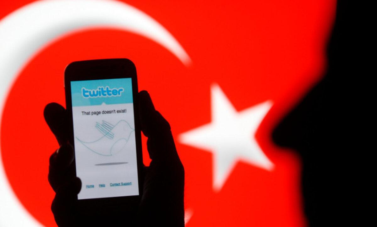 تويتر في تركيا - تعبيرية