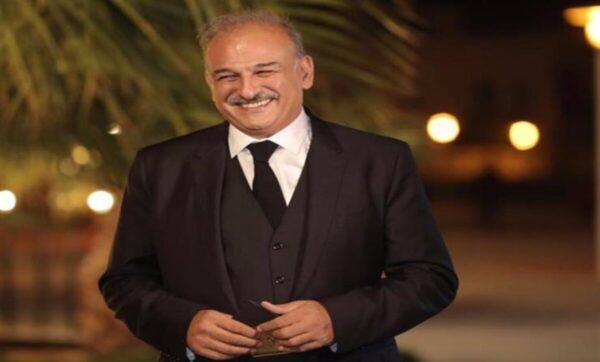 جمال سليمان فنان ونجم سوري