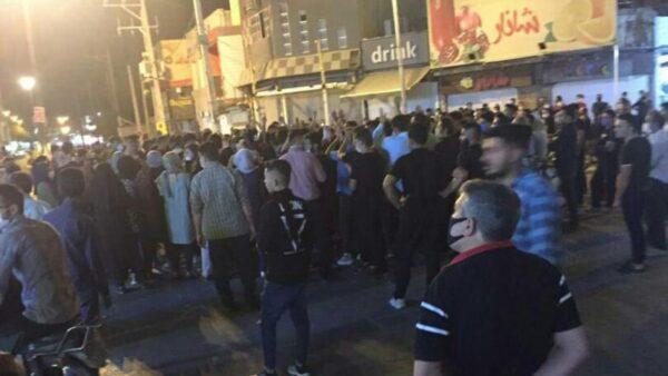 حراك شعبي في إيران - تويتر