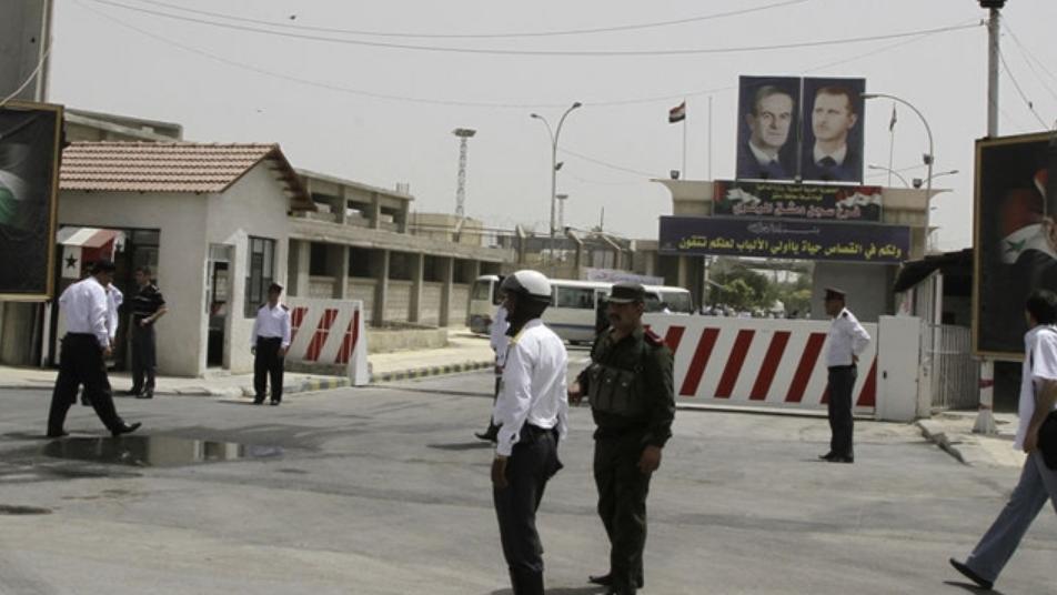 دمشق سجن عدرا - وكالات