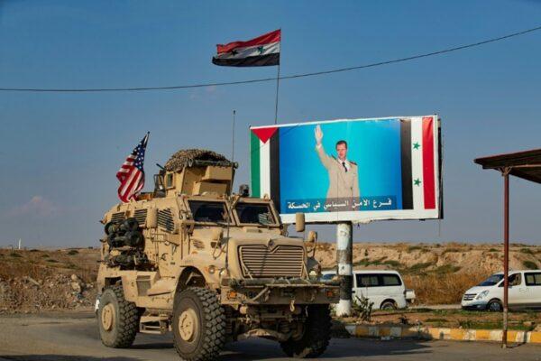 دورية أمريكية شرق سوريا - وكالات