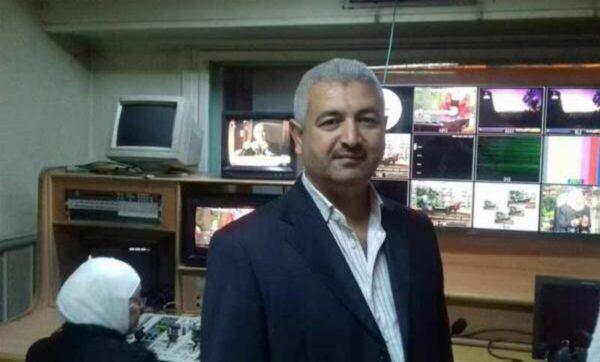 رئيس تحرير قناة الإخبارية السورية خليل محمود - مواقع التواصل