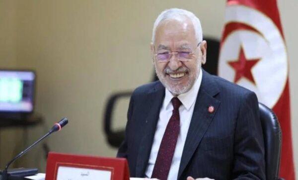 راشد الغنوشي - رئيس البرلمان التونسي