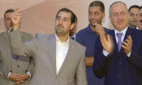 رامي مخلوف -- رجل أعمال سوري