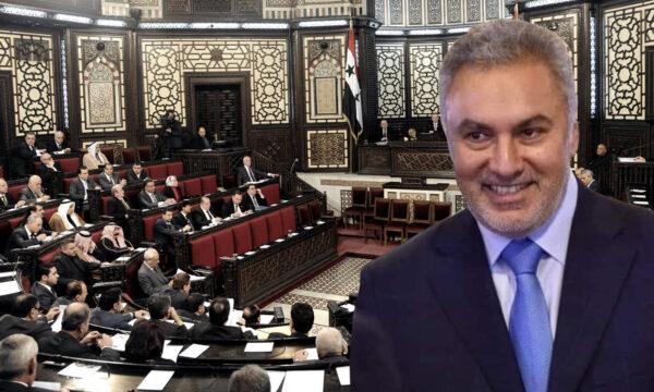 رجل الأعمال محمد حمشو