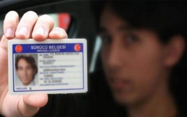 رخصة قيادة في تركيا - تعبيرية