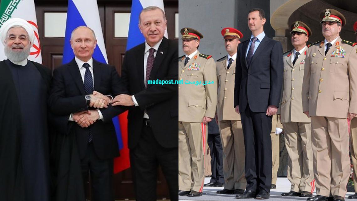 رفيق شحادة بشار الأسد
