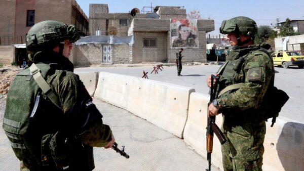 سباق النفوذ في سوريا - تعبيرية