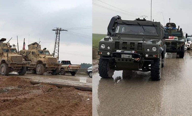سباق النفوذ والسيطرة في الشمال السوري - تعبيرية