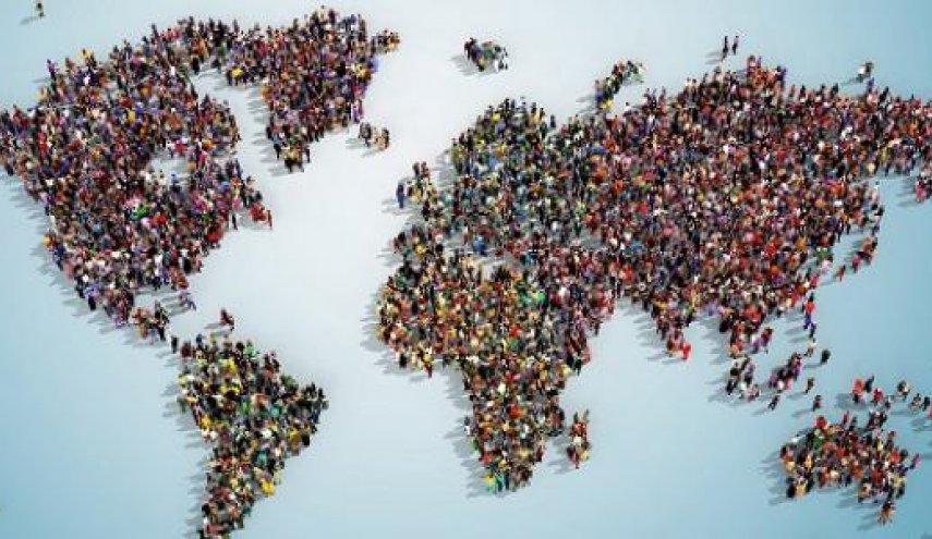 سكان العالم - تعبيرية