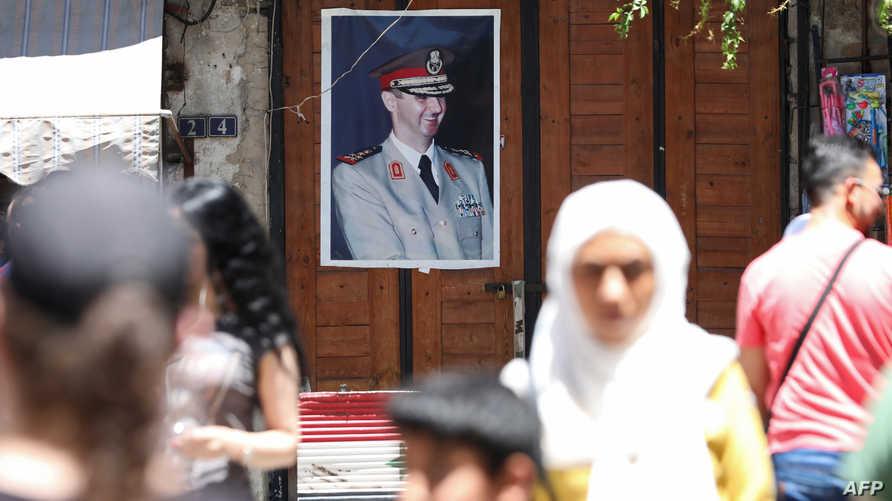 سوريا ما بعد قيصر - فرانس برس