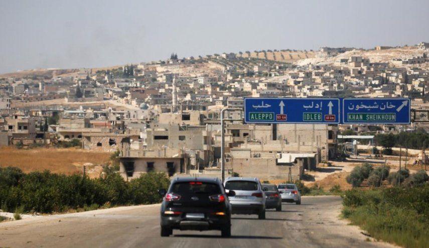 طريق إم5 - الشمال السوري