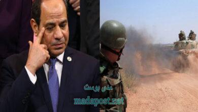 Photo of تسجيلات مسربة تثبت وجود قوات مصرية شمال سوريا